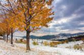 Есен до вторник, от сряда сняг