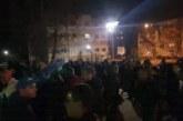 Центърът на Перник и общината обсадени от протестиращи