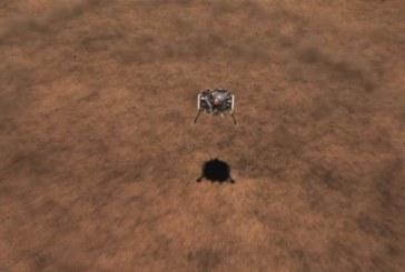 """""""ИнСайт"""" кацна на Марс"""