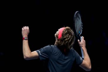 Александър Зверев срази Федерер и е на финал в Лондон