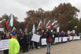 Протест срещу Закона за вероизповеданията