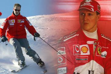 Показаха последното интервю на Шумахер преди инцидента