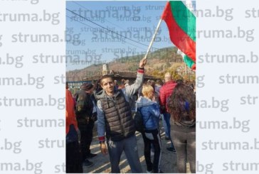 Един от глобените за протеста на Е-79: Не се издържа вече, с арести няма да ни спрат