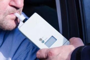 Пътни полицаи от Дупница спипаха шофьор с 2,66 промила