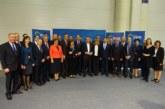 Кметът Ат. Камбитов във Финландия с Цв. Цветанов