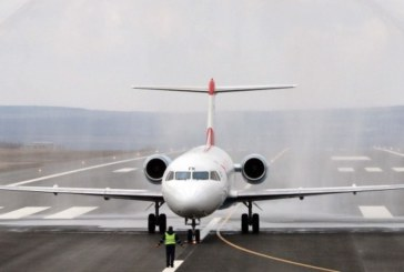 Пътнически самолет се приземи по спешност на Летище София