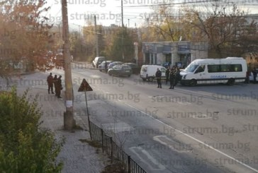 Полиция и жандармерия на всяко кръстовище и площад в Перник