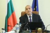 Б. Борисов: Доходите на хората растат, няма защо да има предсрочни избори