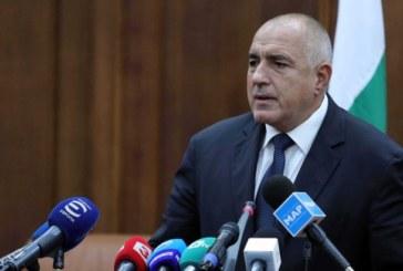 """Борисов: Върви се в посока за """"Български поток"""""""