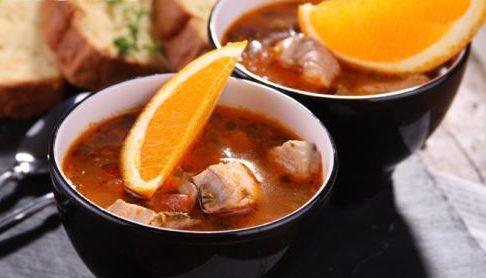 Супа от сом