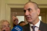 Цветанов: Коалицията щеше да се счупи при едностранно решение на ГЕРБ за оставката на Валери Симеонов