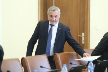 ИЗВЪНРЕДНО! Валери Симеонов подаде оставка