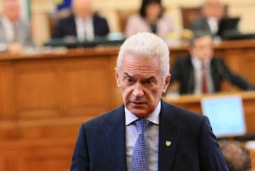 Волен Сидеров: Коалицията остава,  Борисов решава кой ще е следващия вицепремиер