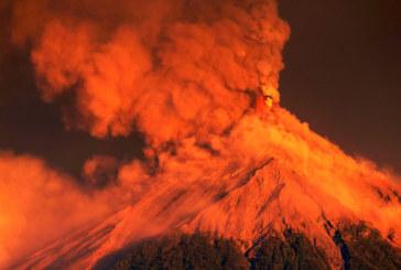 Хиляди евакуирани от околностите на вулкан в Гватемала