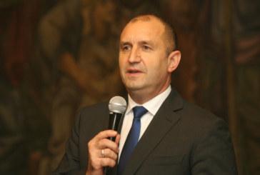 Президентът Радев: Инцидентите с колите на НСО са поръчани