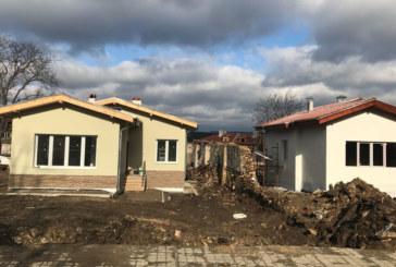 В Хитрино връчиха ключовете за 12 нови къщи