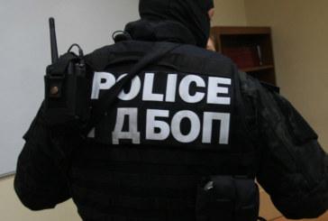 Мащабна акция на ГДБОП в Петрич