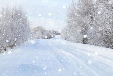Зимата идва със сняг в петък