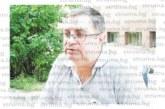 Ексобластният управител Любим Пранжев за надеждите на 10 ноември 1989 г. и реалностите 29 г. по-късно: Ненавиждах лимоните от началото на прехода, сега в болницата Краси ми носи банани, но след 29 г. и те ще са ми втръснали