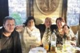Златна сватба с ретро торта празнуваха благоевградчаните Анка и Любен Николови