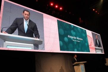 Александър Манолев участва в оценяването и награждаването на най-добрите европейски предприятия за 2018 г.