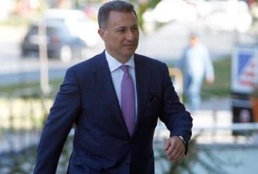 Унгарски вестник: Груевски е избягал с български паспорт