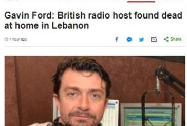 Откриха мъртъв в дома му известен радиоводещ