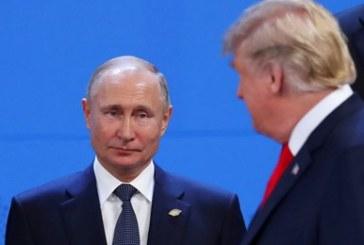 Путин и Тръмп не размениха и дума на срещата на Г-20
