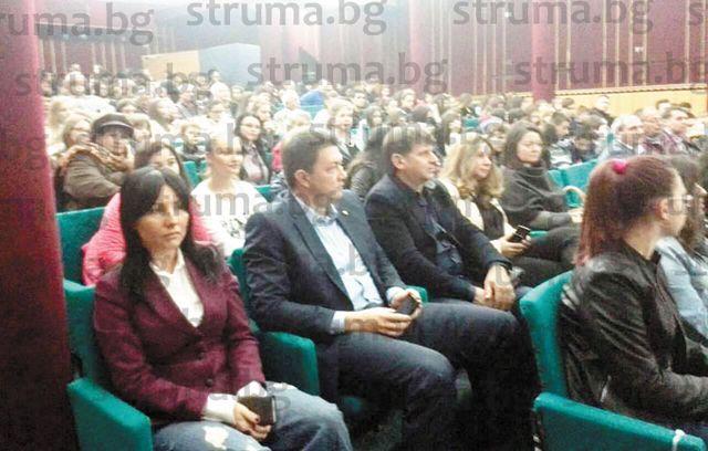 Документален филм за спасяването на българските евреи събра над 240 зрители в Петрич