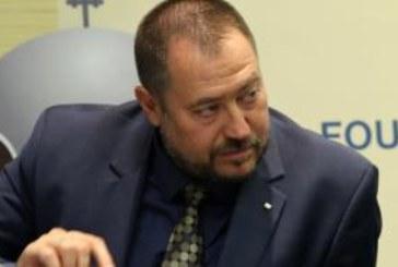 Уволниха шефа на агенцията за българите в чужбина Петър Харалампиев