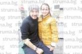 СЛЕД РАЗХОДКА В БАНСКО! Гръцката звезда Йоргос Ясемис стана пациент на спешно отделение в Благоевград с остра вирусна инфекция, благодари на екипа с автограф