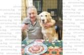 С торта от кюфтета сем. Икономови честваха 7-и рожден ден на Лорд