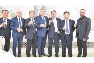 След 15 ч. във въздуха М. Богданов се пребори за домакинство на световното по таекуон-до догодина, празнува в лукс обстановка в Пхенян 100-г. от рождението на Бащата