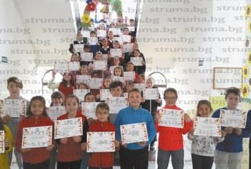Шест деца от Банско с медали от международно състезание по математика в конкуренция с 21 000 ученици от 20 страни