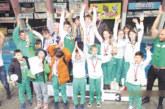 """Плувните надежди на """"Пирин"""" спечелиха класирането по медали на турнира в Серес"""