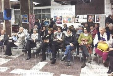 Бившият телевизионер и зам. кмет на Благоевград Владимир Каперски представи първия си роман
