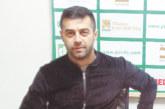 """Треньорът на орлетата П. Златинов се притеснява от заледен терен за мача и """"Добруджа"""""""