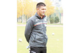 """Единственият национал от ОФК """"Пирин"""" изгоря с червен картон в евроквалификациите"""