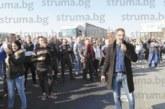 Лидерът на протестите в Благоевград: Надявам се в понеделник повече граждани да ни подкрепят