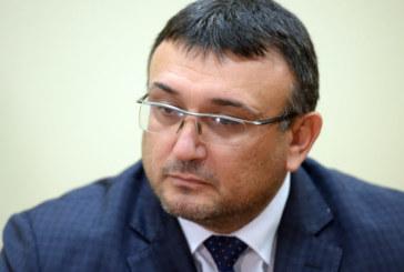 Маринов: 250 служители на МВР ще трябва да напуснат, ако влезе в сила на Закона за бюджета