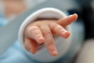 Бебе на 10 дни умря в дома си