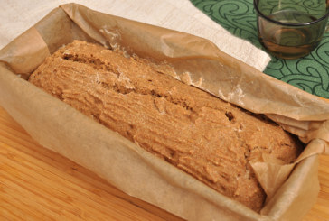 Хляб за Коледни пости с лимец и мурсалски чай