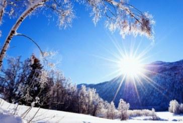Слънчев петък, а от неделя чакаме снега