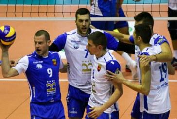 """Съдиите порязаха жестоко волейболистите на """"Пирин"""" /Рз/ срещу """"Левски"""""""
