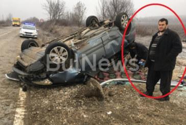 Кървава касапница на пътя, жена загина на място