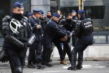 """Около 50 задържани преди протеста на """"жълтите жилетки"""" в Брюксел"""