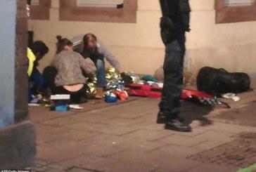 Есклузивна СНИМКА на една от жертвите на стрелеца от Страсбург