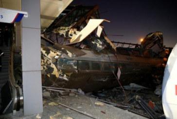 Първи подробности за страшната катастрофа с влак в Турция