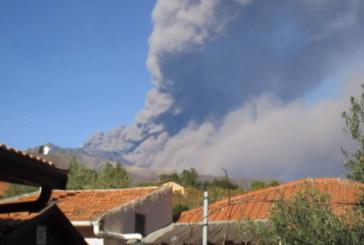Истински ад в Италия! Изригна вулканът Етна