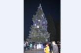 Банско запали Коледните си светлини на Светлия Никулден